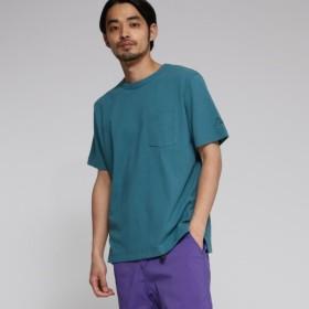 [マルイ]【セール】YZ 20/2 天竺 無地 半袖 Tシャツ/ベース ステーション(メンズ)(BASE STATION Mens)