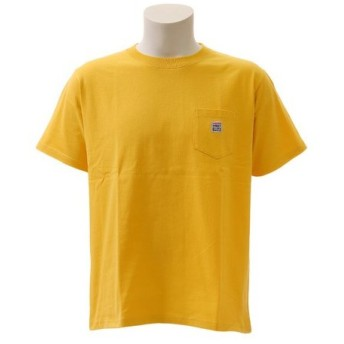VISION 【オンライン特価】 ポケットTシャツ 9523100-43YEL (Men's)