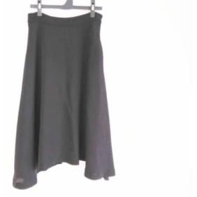 【中古】 オドラント ODORANTES ロングスカート サイズ38 M レディース 黒