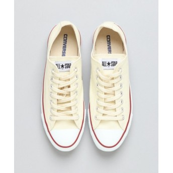 センスオブプレイス CONVERSE CVS AS LOW メンズ WHITE 28 【SENSE OF PLACE】