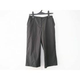 【中古】 カルバンクライン CalvinKlein パンツ サイズ6 M レディース 黒