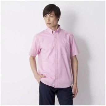 大特価!MIZUNO(ミズノ) シャンブレー半袖シャツ[メンズ] B2JC800664