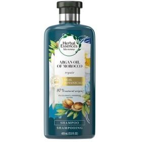 ハーバルエッセンス シャンプー ビオリニュー モロッカンオイル ポンプ ( 400mL )/ ハーバルエッセンス(Herbal Essences)