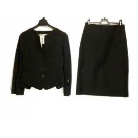 【中古】 セリーヌ CELINE スカートスーツ サイズ36 S レディース 黒