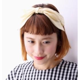 7adca6368a バラ色の帽子 リボンカチューシャ 日本製 クラシカルシルクカチューシャ ヘッドアクセ 春夏 ba