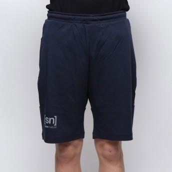 エスエヌスーパーナチュラル sn super. natural メンズ フィットネス ショートパンツ M Movement Shorts SNM013140