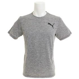 プーマ(PUMA) ピュアテック ヘザーTシャツ 515888 02 GRY- (Men's)