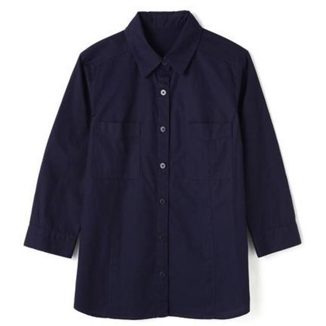 NATURAL BEAUTY BASIC / ナチュラルビューティーベーシック ミリタリーシャツ