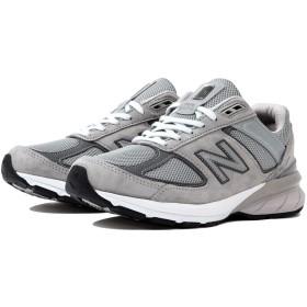 (NB公式)【ログイン購入で最大8%ポイント還元】 ウイメンズ W990 GL5 (グレー) スニーカー シューズ(Made in USA/UK) 靴 ニューバランス newbalance