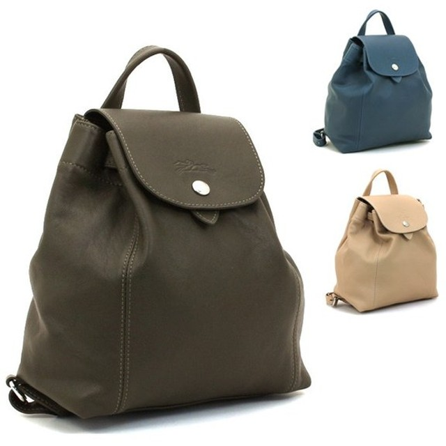 6a7aaaa0d4c2 LONGCHAMP ロンシャン LE PLIAGE CUIR TATTOO リュックサック L1306 295 ...