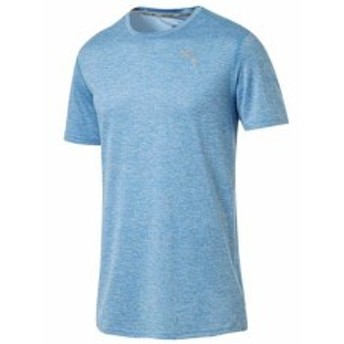 プーマ:【メンズ】イグナイト ヘザー SS Tシャツ【PUMA スポーツ トレーニング 半袖 Tシャツ】