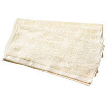 【アウトレット】エジプト綿 ハンドタオル6枚セット アイボリー WF602513 1袋(6枚) 林