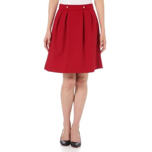 PROPORTION BODY DRESSING / プロポーションボディドレッシング  タックフレアスカート