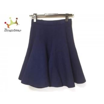 ルシェルブルー LE CIEL BLEU スカート サイズF レディース ブルー スペシャル特価 20190801