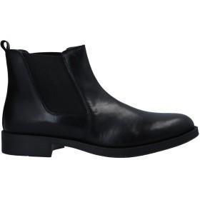 《セール開催中》L & G メンズ ショートブーツ ブラック 44 革
