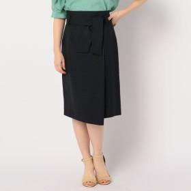 [マルイ]【セール】ウエストリボン麻混合繊スカート/ノーリーズ レディース(NOLLEY'S)