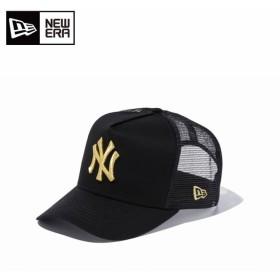 ニューエラ NEW ERA キャップ 帽子 メンズ レディース 9FORTY フィフティー D-Frame フレーム トラッカー ニューヨーク・ヤンキース 11120228
