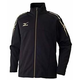 ミズノ MC ウォームアップシャツ 32JC7010 カラー:90 サイズ:XS