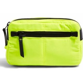 トップショップ レディース ショルダーバッグ バッグ Topshop Berlin Belt Bag Yellow Multi