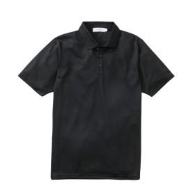 吸汗速乾メッシュ 無地半袖ポロシャツ ポロシャツ