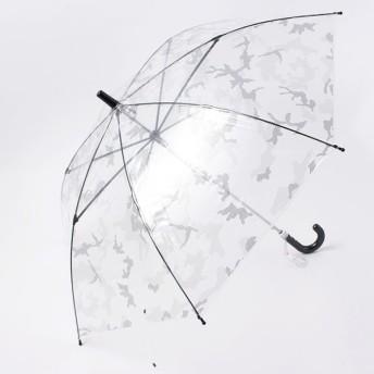 【fururi】ふるり プリント長傘 キッズサイズ ウッドランド