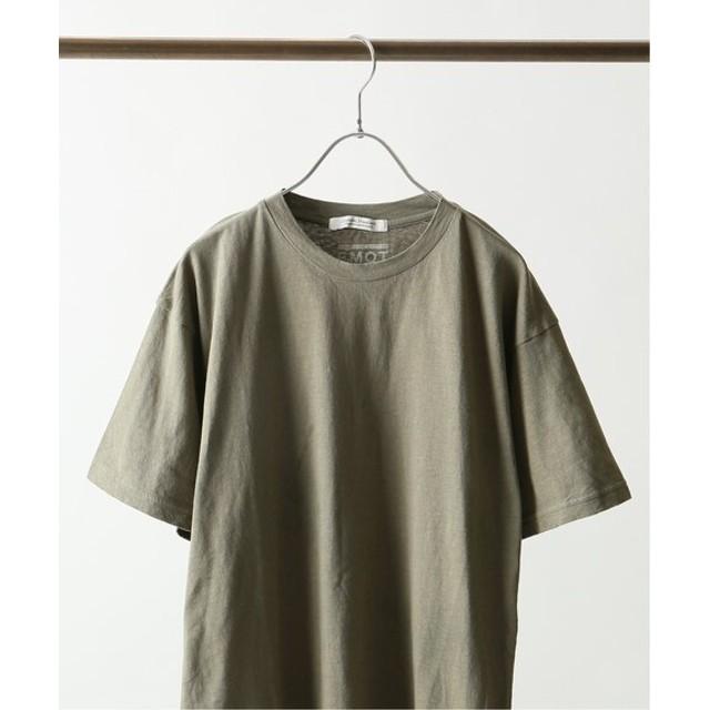 JOURNAL STANDARD 【メンフィスコットン】 クルーネック Tシャツ カーキ S
