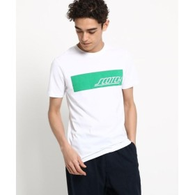 Dessin / デッサン SCOTCH&SODA ラインロゴTシャツ