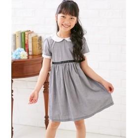 衿付きワンピース(女の子 子供服) キッズフォーマル