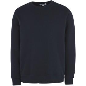 《期間限定セール開催中!》YMC YOU MUST CREATE メンズ スウェットシャツ ブラック M 100% コットン