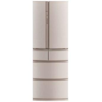 MITSUBISHI MR-RX46E-F 置けるスマート大容量 RXシリーズ [冷蔵庫 (462L・フレンチドア)] 冷蔵庫/冷凍庫