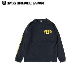 バスブリゲード B-ボルトL/S Tシャツ 【BBLLT01】 BASS BRIGADE