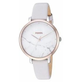 フォッシル レディース 腕時計 アクセサリー Jacqueline - ES4377 Gray