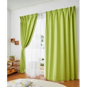 10色から選べる!1級遮光カーテン&レース4枚セット カーテン&レースセット, Curtains, 窗, 窗簾