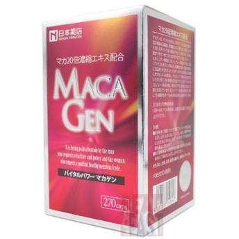 日本薬店 MACA GEN マカゲン 270caps 薬王製薬