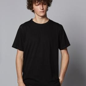 Luminescent Thread T-Shirts (BLACK)