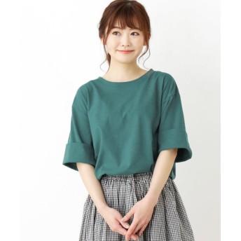 3can4on(Ladies)(サンカンシオン(レディース)) USAコットンビッグTシャツ