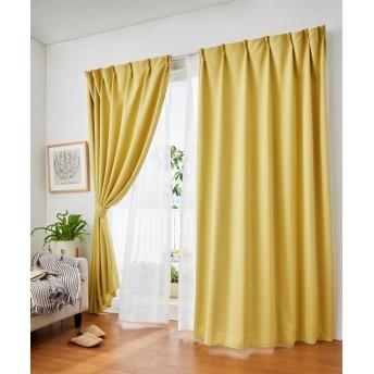 10色から選べる!1級遮光カーテン&レース4枚セット カーテン&レースセット, Curtains, sheer curtains, net curtains(ニッセン、nissen)