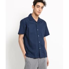 OPAQUE.CLIP(オペークドットクリップ) オープンカラーシャツ
