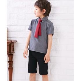 ネクタイ付きフォーマルスーツ(男の子 子供服) キッズフォーマル