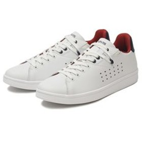 【ABC-MART:シューズ】26200 ALPHA WHITE/NAVY/RED 588115-0002