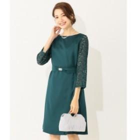 エニィスィス(any SiS)/【洗える】クラシカルレース ワンピース ドレス