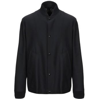 《セール開催中》PALT メンズ コート ブラック 52 ウール 75% / ナイロン 20% / カシミヤ 5%