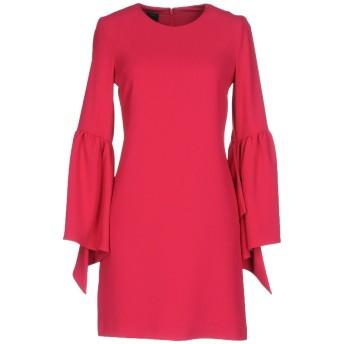 《セール開催中》PINKO レディース ミニワンピース&ドレス フューシャ 38 ポリエステル 100%