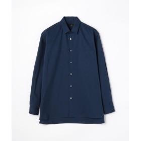 【40%OFF】 トゥモローランド クールライト ビッグシャツ メンズ 65ブルー F 【TOMORROWLAND】 【セール開催中】