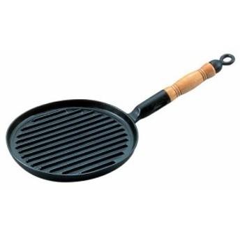 アサヒ 鉄鋳物網焼ステーキパン AST33【送料無料】