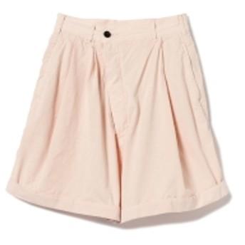 <WOMEN>OUTIL / Pantalon Pants レディース ショートパンツ L.PINK 00