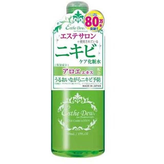 Esthe Dew (エステデュウ) アクネローション500mL(医薬部外品)