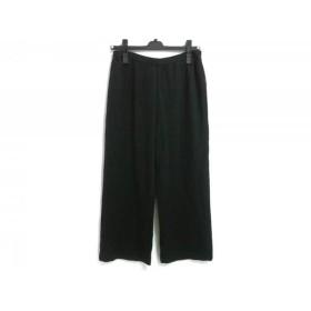 【中古】 ワイズフォーリビング Y's for living パンツ レディース 黒