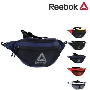 リーボック ウエストポーチ メンズ レディース LRB5009 Reebok   ウエストバッグ ボディバッグ [PO5]