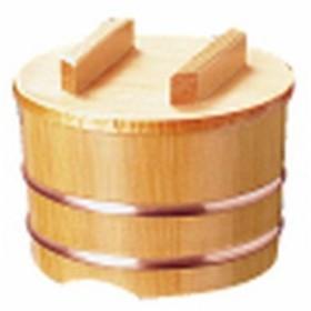 ヤマコー 椹ちらし桶(ウレタン塗装) 浅型 QTL34001